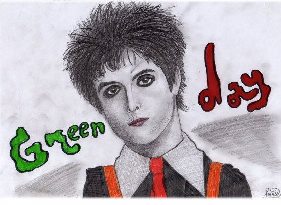 Green Day by vania_006